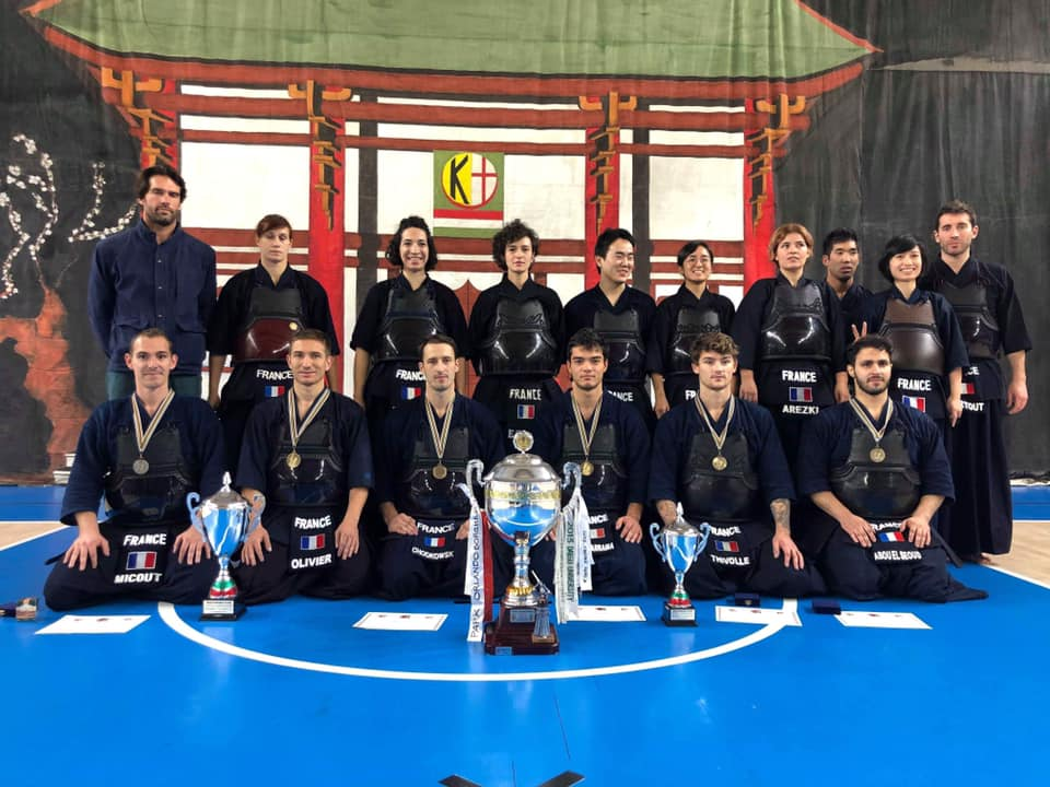 Résultats Alessandria 2019