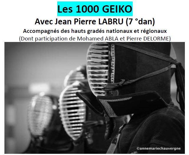 Les 1000 Geiko